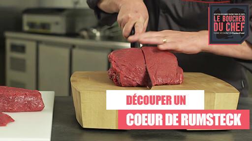 Les astuces de François Mulette - Le rumsteak